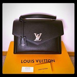 💯Authentic Brand New Louis Vuitton MYLOCKME Bag